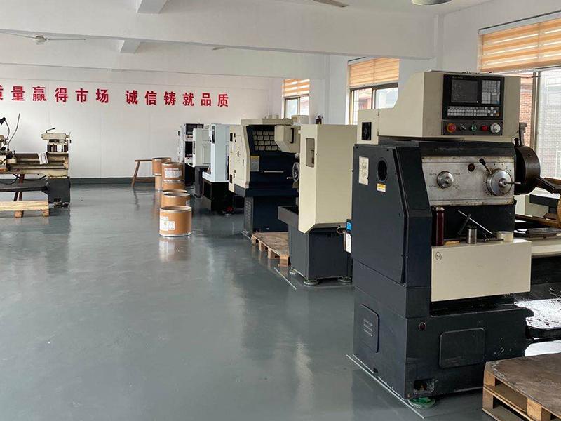 DongXu PTFE Parts China Company 01