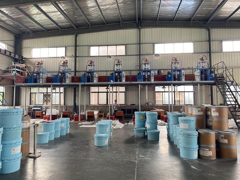 DongXu PTFE Parts China Company 05