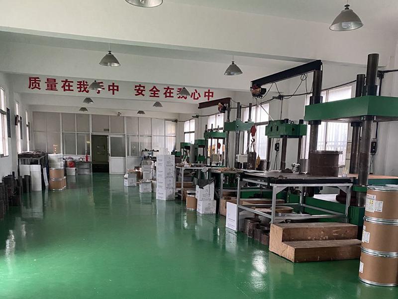 DongXu PTFE Parts China Company 08
