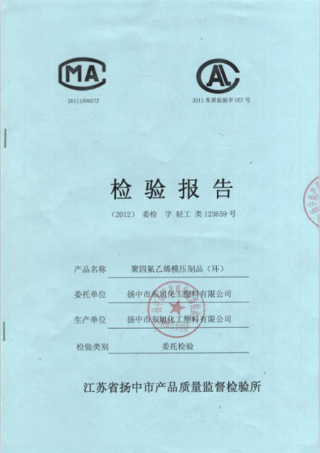 03 Inspection Report